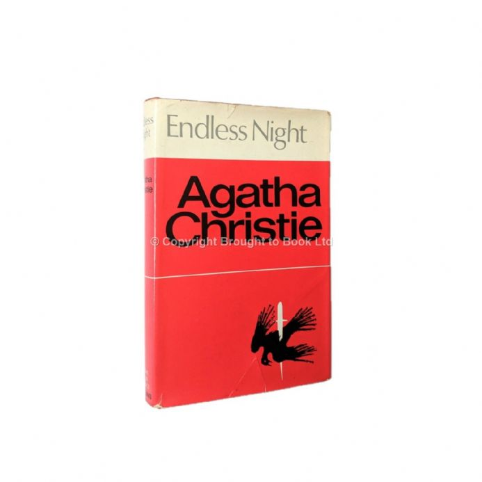 Endless Night by Agatha Christie First Edition The Crime Club by Collins 1967